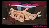 rub pussy stack double celeste and Malena
