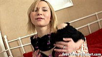 cock. big a by fucked anal gets Sabrina