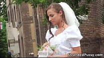 Gorgeous rejected bride Amirah gets fucked by d...