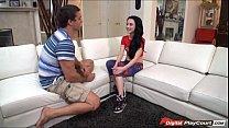 Russian teen Sandra Luberc learns English throu...