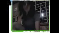 www.petitcam.com - strip webcam Brunette