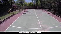 TeensLoveMoney - Tennis Slut Fucks For Cash porn videos