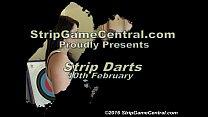 Demi & Michelle play Strip Darts
