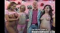 Petite thin sexy pornstar Ash Hollywood gives h...