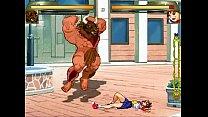 MuGeN (Ep13)-(- Minotauro's Anal Assault on Sak...