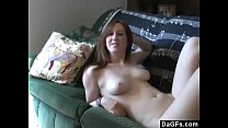 dick my sucks and couch a on fun haves slut Horny