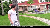 Hugwap.com TeensLoveAnal - Teen Ass Fucked By Peeping Tom
