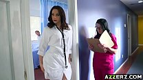 hospital the at fuck 3some chanel doctor Hot