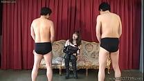 tai phim sex -xem phim sex Two men is dominated by Japanese Mistress Aya K...