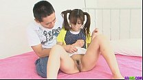 tai phim sex -xem phim sex Ponytailed Asian chick shaved and nailed by two...