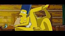 video sex Simpsons