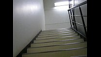 Public stairs