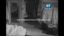 Participante da Fazenda se masturbando no quarto