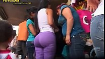 dailymotion video - 75 booty Candid