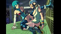 Jet Set Radio - Mew and Gum
