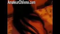 culito... este deliciosa, espectacular chilena Una