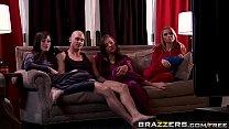 Brazzers - Real Wife Stories -  Slut Wives scene starring Jennifer White, Madison Scott, Nika Noire