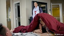 Brazzers - India Summer teaches step daughter how to fuck