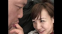 Asian Threesome and A facial
