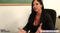 Beauty sex teacher Jewels Jade fucking in classroom porn videos