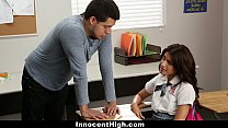 innocenthigh   ava mendes fucks her teacher for an a