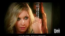 HOT blond Alysha Rylee shares big-dick with big...