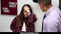 InnocentHigh - SchoolGirl Natalie Monroe Fucks ...