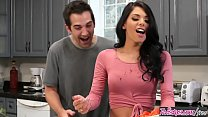 twistys   food fight fuck   gina valentina donnie rock