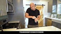 ExxxtraSmall - Petite Blonde Fucks Stepdad porn videos