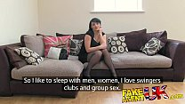 FakeAgentUK Dirty British amateur loves agents big cock in her arse porn videos