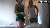 sister and blond busting you jacking off jo instructions