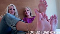 toes little my of one each between Lick