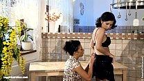 Kitchen Excitement by Sapphic Erotica - sensual...