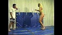 Flamingo Mixed Wrestling - Joy vs John - mw047-02