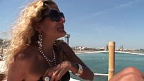 girl cuban skinny hot a with yacht a in Sex