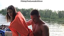 three men in a boat to say nothing of a pick up girl scene 3