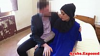 Muslim amateur gives head before pounding porn videos