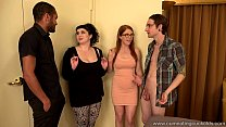 Penny Pax fucks a BBC in front of her husband