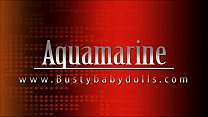 BBD model Aquamarine trailer