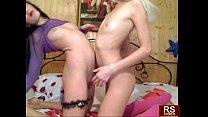 2 russian lesbian asslicking