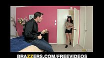 Dominant busty COP Veronica Avluv is into rough...