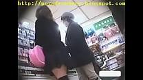 2 voyeur upskirt teen Asian