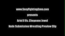 Ariel X Vs. Cheyenne Jewel