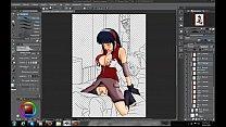 tai phim sex -xem phim sex Hentai Speed Painting #01 - Naruto x Hinata