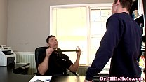greedy top gives bottom throatfuck – Free Porn Video