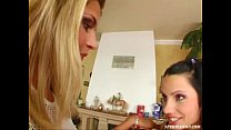 Sperm Swap Nymphomniac horny chicks with nasty oozing action thumbnail