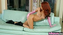 Twistys - Sexy Redhead - Luna Lain