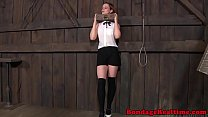 up tied neck hypnotic hazel sub Bdsm
