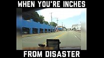 disaster from inches you`re When