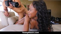 teenyblack   hot chocolate teen pounded in 1st time video